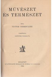 Művészet és természet - Cherbuliez Viktor - Régikönyvek