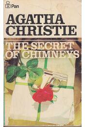 The Secret of Chimneys - Agatha Christie - Régikönyvek