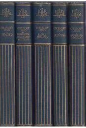 A Föld titkai I-V. kötet - Cholnoky Jenő - Régikönyvek