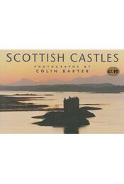 Scottish Castles - Chris Tabraham - Régikönyvek