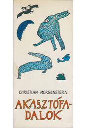 Akasztófadalok - Christian Morgenstern - Régikönyvek