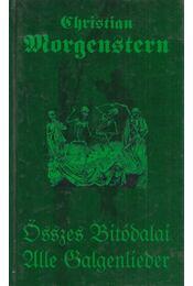 Christian Morgenstern összes bitódalai - Christian Morgenstern - Régikönyvek