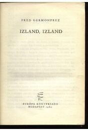 Izland, Izland - Germonprez, Fred - Régikönyvek