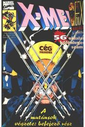 X-Men 1995/1. 22. szám - Claremont, Chris, Byrne, John, Austin, Terry, Silvestri, Marc, Green, Dan - Régikönyvek