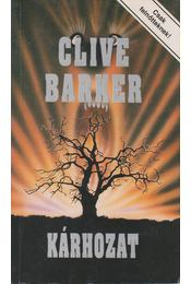 Kárhozat - Clive Barker - Régikönyvek