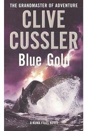 Blue Gold - Clive Cussler - Régikönyvek