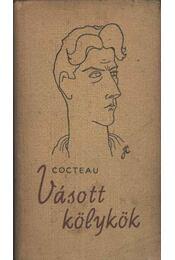 Vásott kölykök - Cocteau, Jean - Régikönyvek