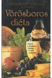 Vörösboros diéta - Conley, Rosemary - Régikönyvek