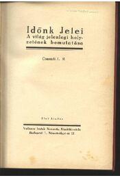 Időnk Jelei - Conradi L. R. - Régikönyvek