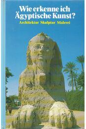 Wie erkenne ich Ägyptische Kunst? - Conti, Flavio - Régikönyvek