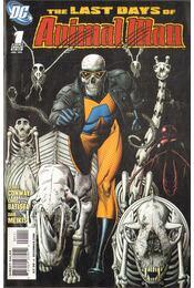 The Last Days of Animal Man 1. - Conway, Gerry, Batista, Chris - Régikönyvek