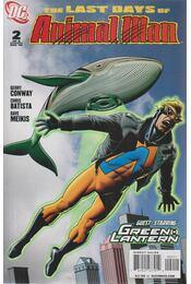 The Last Days of Animal Man 2. - Conway, Gerry, Batista, Chris - Régikönyvek