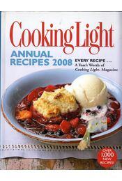 Cooking Light Annual Recipes 2008 - Régikönyvek