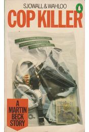 Cop Killer - Maj Sjöwall, Per Wahlöö - Régikönyvek