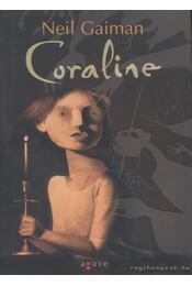 Coraline - Neil Gaiman - Régikönyvek
