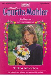 Titkos küldetés - Courths-Mahler, Hedwig - Régikönyvek