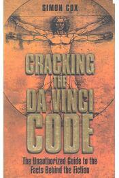 Cracking the Da Vinci Code - Cox, Simon - Régikönyvek