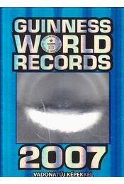 Guinness World Records 2007 - Craig Glenday - Régikönyvek