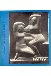 Vedres Márk firenzei szobrai 1925-1934 - Csap Erzsébet - Régikönyvek