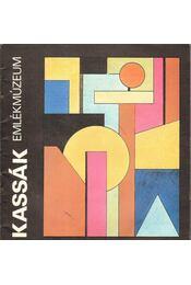 Kassák Emlékmúzeum - Csaplár Ferenc - Régikönyvek