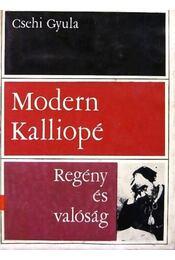 Modern Kalliopé - Csehi Gyula - Régikönyvek
