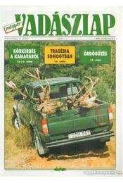 Magyar Vadászlap 1998/11 - Csekó Sándor - Régikönyvek