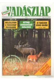 Magyar Vadászlap 1998/9 - Csekó Sándor - Régikönyvek