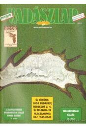 Magyar Vadászlap 2002/11 - Csekó Sándor - Régikönyvek