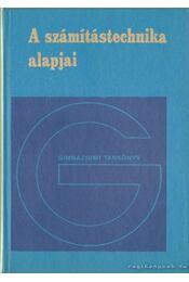 A számítástechnika alapjai - Csépai János - Régikönyvek