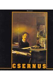 Csernus Tibor festőművész retrospektív kiállítása (aláírt) - Régikönyvek