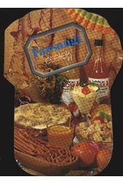 Farsangi ételek - Csizmadia László - Régikönyvek