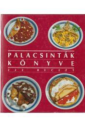 Palacsinták könyve - Csizmadia László - Régikönyvek