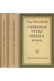 Csokonai Vitéz Mihály munkái I-II. - Csokonai Vitéz Mihály - Régikönyvek