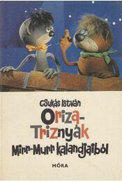 Oriza-Triznyák - Csukás István - Régikönyvek