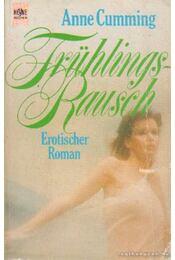 Frühlingsrausch - Cumming, Anne - Régikönyvek