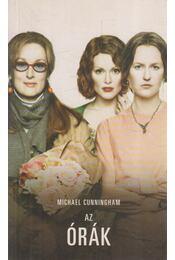 Az órák - Cunningham, Michael - Régikönyvek