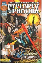 The Further Adventures of Cyclops and Phoenix Vol. 1. No. 2 - Milligan, Peter, Leon, John Paul - Régikönyvek