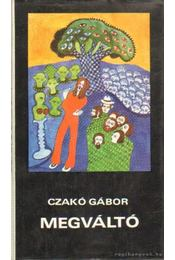 Megváltó - Czakó Gábor - Régikönyvek