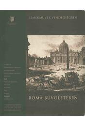 Róma bűvöletében - Czére Andrea - Régikönyvek