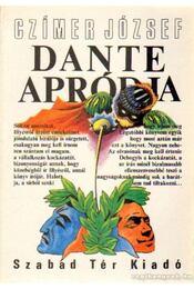 Dante apródja - Czímer József - Régikönyvek
