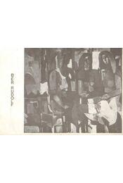 Bér Rudolf kiállításának ünnepélyes megnyitása (meghívó) - D. Fehér Zsuzsa - Régikönyvek