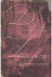 Aki a szigeteket szerette - D. H. Lawrence - Régikönyvek