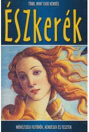 Észkerék - Damásdi Ildikó (szerk.), Szabó Flóra, Szöllősi Péter - Régikönyvek