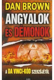 Angyalok és démonok - Dan Brown - Régikönyvek