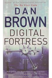 Digital Fortress - Dan Brown - Régikönyvek