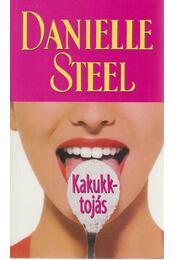 Kakukktojás - Danielle Steel - Régikönyvek