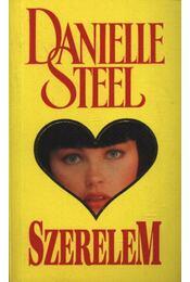 Szerelem - Danielle Steel - Régikönyvek