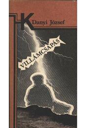 Villámcsapás - Danyi József - Régikönyvek