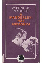 A Manderley-ház asszonya - Daphne du Maurier - Régikönyvek