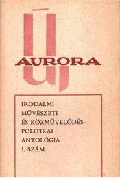 Új Aurora 1. szám - Darvas József - Régikönyvek